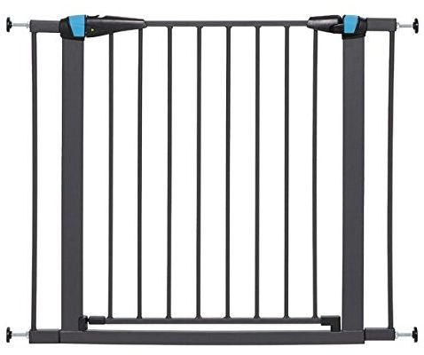 Souq | MidWest Homes for Pets Walk-Thru Steel Pet Gate w/Safety Glow ...