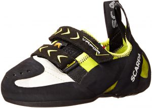 sports shoes 222a5 9c602 Scarpa Men s Vapor V Climbing Shoe, Lime, 36 EU 4.5 M US