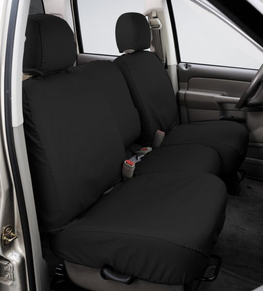 Covercraft SeatSaver Second Row Custom Fit Seat Cover For Select Jeep Grand  Cherokee Models   Polycotton (Charcoal)