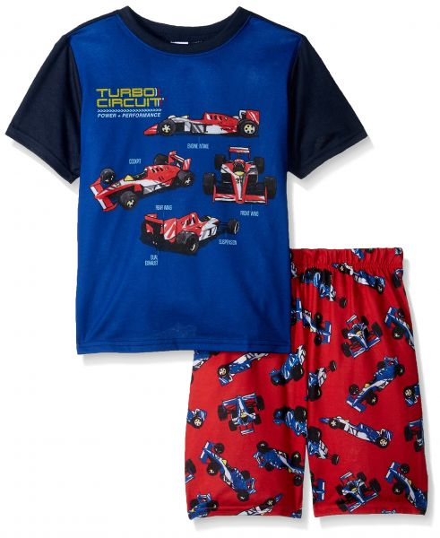 The Children s Place Boys  Top and Shorts Pajama Set 66ed3f02c