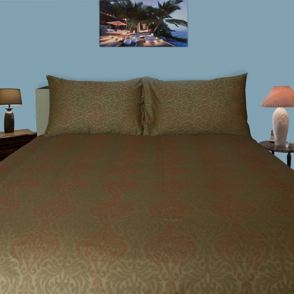 Souq   Just Linen Queen Size 90 X 102 Inches Bedding Sheet Set With Deep  Pocketed Fitted Sheets   6 Pieces   Kuwait