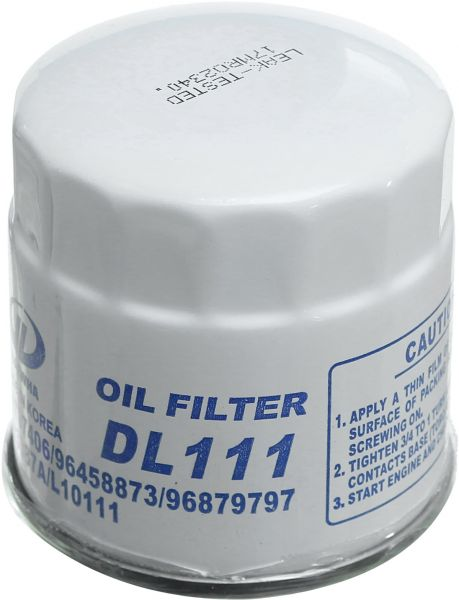 Daewha Oil Filter For Multi Cars - Q4KOFDL111