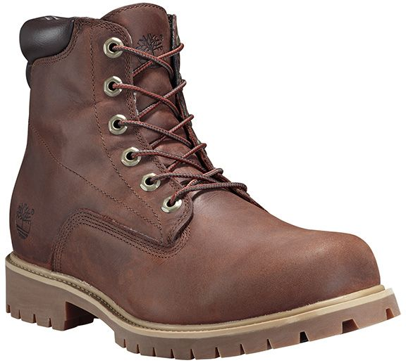 95a7da4b Timberland 6 Inch Alburn Lace Up Boots for Men - Brown | KSA | Souq