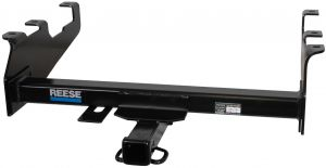 Reese Towpower 44611 Class III Custom-Fit Hitch with 2 Square Receiver opening