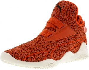 0d8cc33822b0a Puma Mostro Sirsa Elemental Basketball Shoes for Men - Orange
