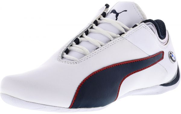 b0a2ce66311f Puma Bmw Motorsports Future Cat Running Shoes for Men - White