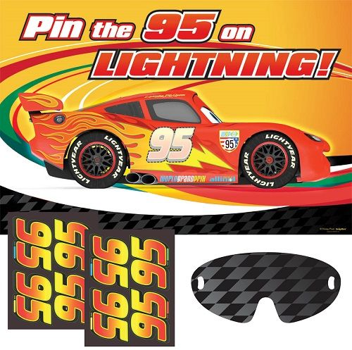 amscan cars 2 party game souq uae