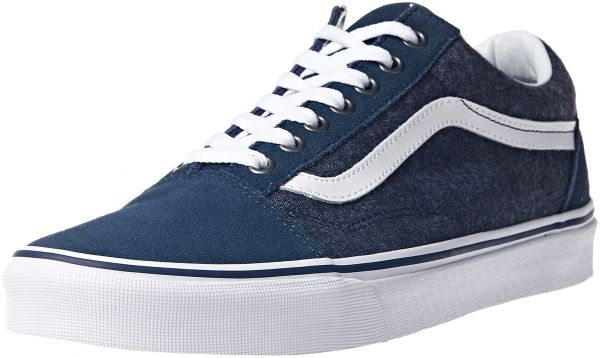 76bde24fbe80 Vans Old Skool Suede Sneakers for Men