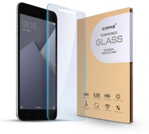 Xiaomi Mi Redmi Note 5A Curved 2.5D Tempered Glass By JBQ - Clear