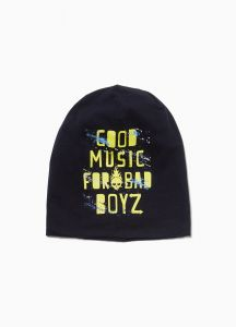 988b9f63aed63 OVS Beanie   Bobble Hat For Boys