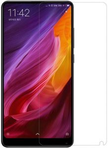 XiaoMi Mix 2 9H Hardness Round Edge full screen HD Tempered Glass Screen Protector[2-Pack]