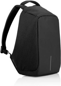 de581fb354dff Anti Theft Laptop Backpack with USB Charging Port Shoulder Bag - Black
