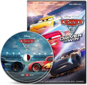 buy cars 3 2017 dvd movie language arabic english ksa souq. Black Bedroom Furniture Sets. Home Design Ideas