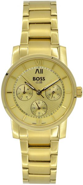 0892937db BOSS CLUB Casual Watch For Women Analog Stainless Steel - 6-231-7577-663.  by BOSS CLUB, Watches - Be the first to rate this product