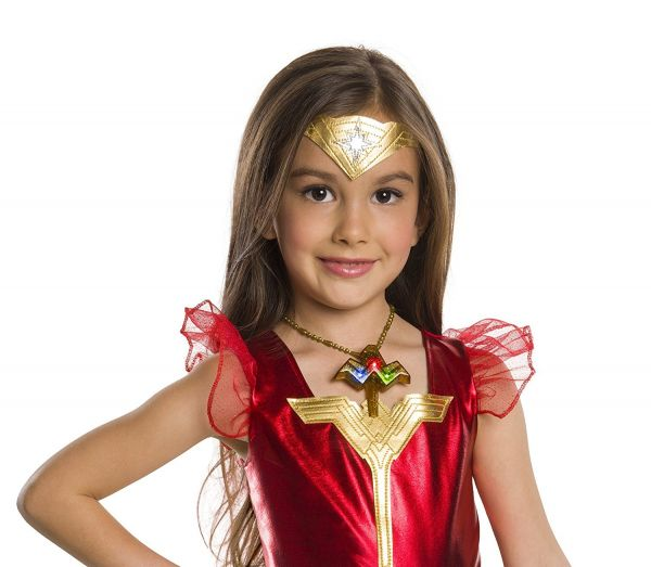 This item is currently out of stock  sc 1 st  Souq.com & Imagine by Rubies Wonder Woman Light Up Tiara Costume Necklace Gold ...