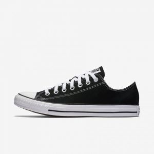 Converse Black Fashion Sneakers For
