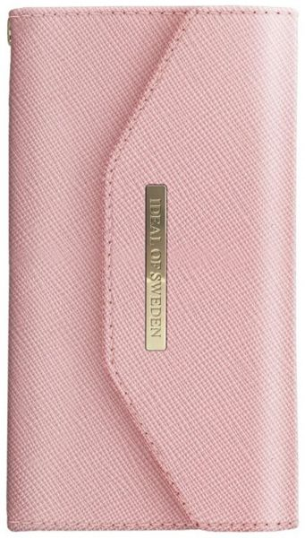 sale retailer e5a53 0987e iDeal of Sweden Mayfair Clutch Case for Apple iPhone X - Pink
