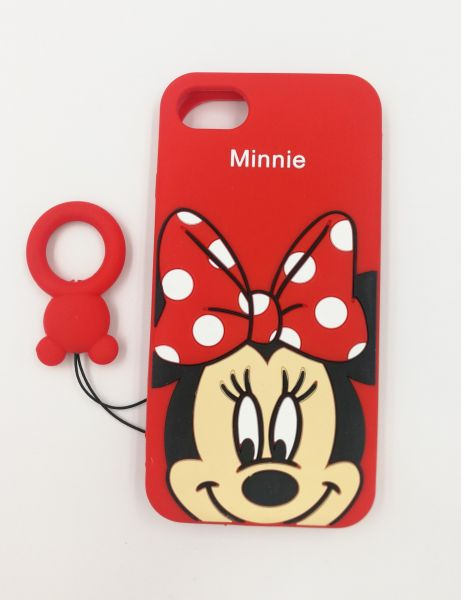 new concept 54c7c 2111c iPhone Case for iPhone 7 / 8 - Disney Character Daisy Minnie mouse Design  Silicon case