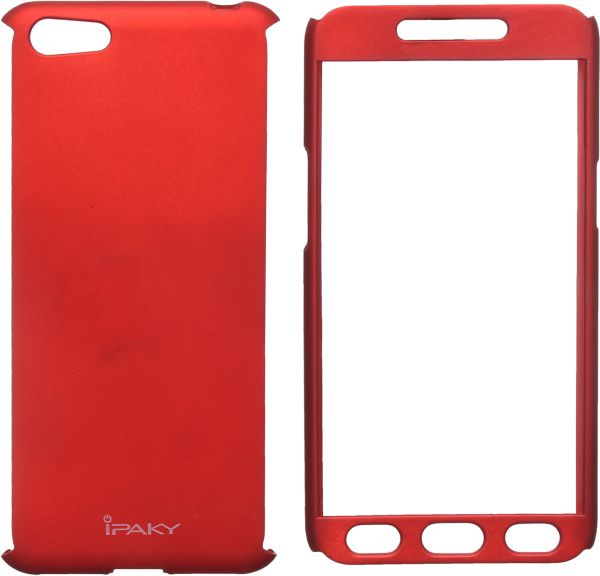 buy online 1e823 cc655 Ipaky Full 360 Cover For Oppo A71, Red