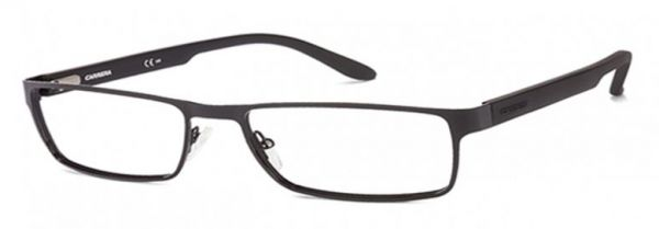 573a305a01 Carrera Glasses Frame Rectangle For Men - Black