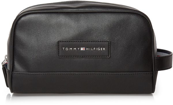0a5115412d7 Tommy Hilfiger Toiletry Packing Organizer for Men - Black   Souq - UAE