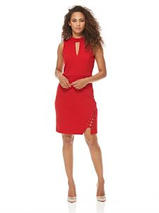 c92737ff4f1 Bebe Bodycon Dress for Women - Red