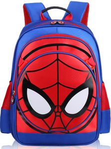 Waterproof Cute 3D Spiderman Children Backpacks Baby School Bags For Boys  Cartoon Backpack Kids -xx d0c1bd2b5f092
