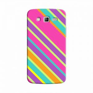 Cover it up Pop Pink Print Samsung Galaxy Grand Prime Hard Case