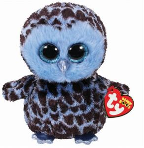 Ty Beanie Boos YAGO the Owl Plush Animal Toy 6feeeb90c4a4