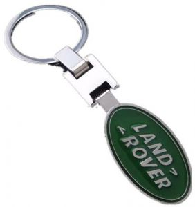 Buy Land Rover Car Key Chain 8770282 Jaguar Land Rover Merchandise