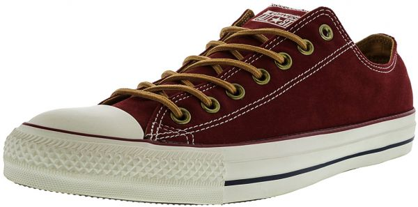 974b1f31bd9be7 Converse Chuck Taylor All Star Ox Fashion Sneakers for Men - Red ...