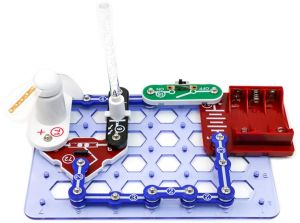 buy headed snap electronics projects kit snap circuits,elencoelectronics light combination kit kids toys snap circuits electronics discovery kit science educational toy
