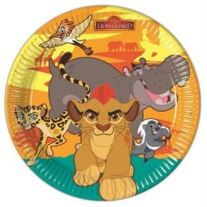 Amscan Disney The Lion Guard Round Paper Dinner Plates 9 inches - Orange  sc 1 st  Souq.com & disney hallmark mouse dinner plates | Entertaining With Caspari ...