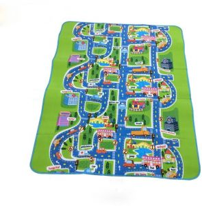 City Road Baby Play Mat Carpets For Children Developing Rug Puzzle Eva Foam Blanket