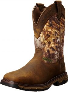 2b4de8ba039b5 Ariat Men s Conquest Pull-on H2O Insulated Winter Boot