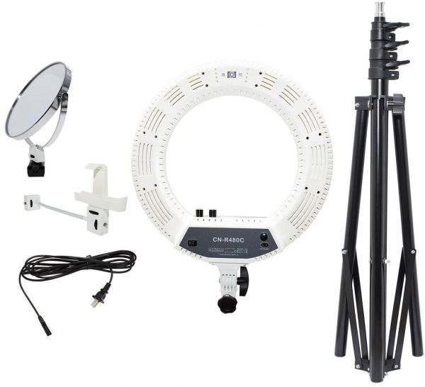 Nanguang Ring Light Venus V48c R480c Bio Color 5600k 3200k With