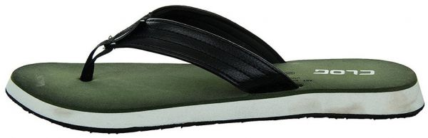 7a5bf10c8903d Clog Flip Flop for Men - Olive Green