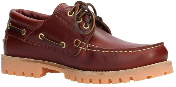 363e663979a Lumberjack Brown Loafers   Moccasian For Men