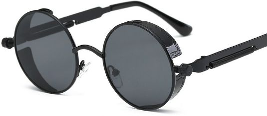 e013f5c706 Small Oval Sunglasses Women Retro Metal Frame Lens Round Vintage Sun Glasses  for Men-xx. by Other