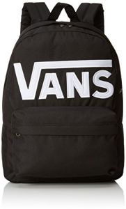 dd6d230e4a6d1b Vans VAONIY28 Fashion Backpack for Men - Black