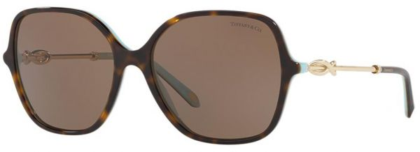 1e03239ad3a Tiffany   Co. Oversized Women s Sunglasses - 4145B-81343G - 57-16 ...
