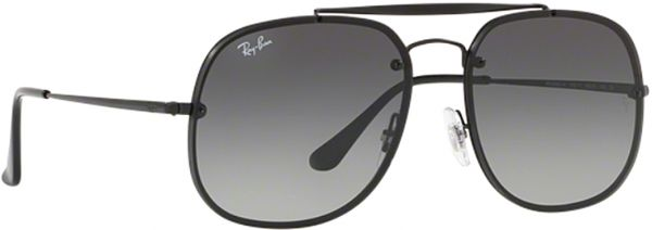 fc7e47ff773 Ray-Ban Square Sunglasses - RB 3583N-153 11 - 58-16-145mm