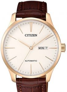 Citizen Casual Watch For Unisex Analog Leather - NH8353-18A 69210990a0d