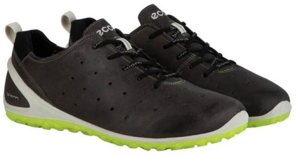 5f5aeb67bf ECCO Warm Black Fashion Sneakers For Men
