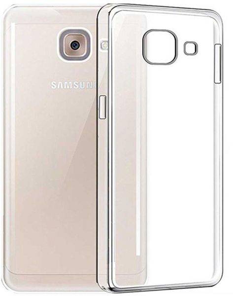 separation shoes 251e6 9915c Samsung Galaxy J7 MAX ( G615F/ DS) TPU Silicone Clear Case Back Cover