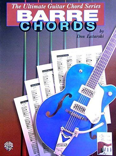 Souq   Ultimate Guitar Chords: Barre Chords (The Ultimate Guitar ...