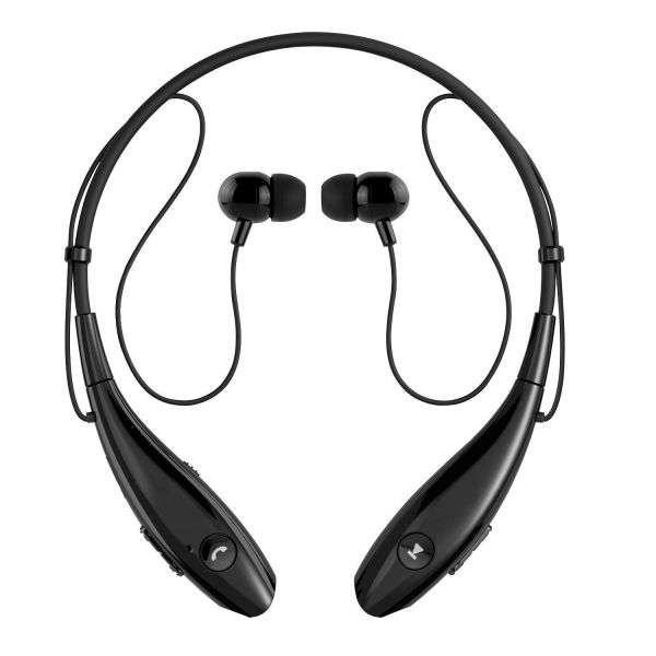 e845bea58f3 SoundPEATS Bluetooth Headphone Neckband Wireless Earphones With Mic  Lightweight Sports Bluetooth Headset for Workout (10 Hours Play Time,  Bluetooth 4.1)