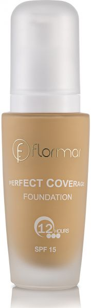 Flormar Perfect Coverage Face Foundation - 104
