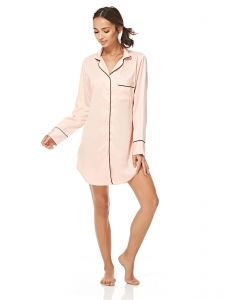 695ca87f57 Loungeable Pajama Top for Women - Pink
