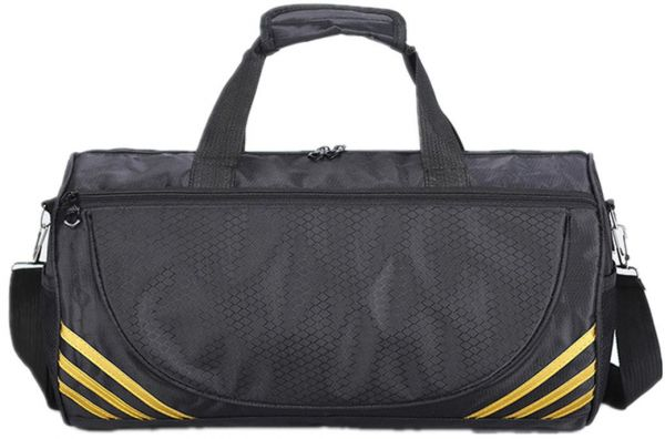 Sports Gym Bag Travel Duffel with Shoes Compartment for Men Women ... 15d7ae37aace0